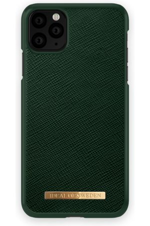 Ideal of sweden Saffiano Case iPhone 11 Pro Max Green