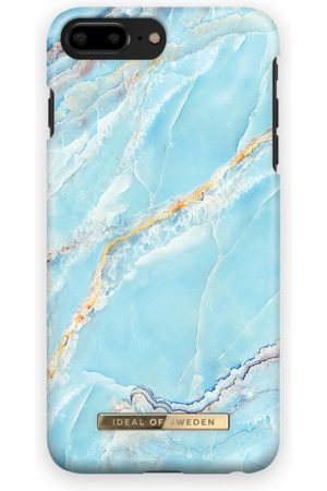 Ideal of sweden Fashion Case iPhone 8 Plus Island Paradise Marble