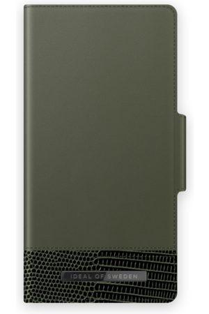 Ideal of sweden Unity Wallet iPhone 12 Mini Metal Woods