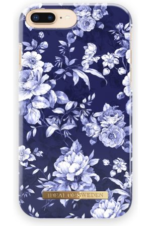 Ideal of sweden Fashion Case iPhone 8 Plus Sailor Blue Bloom