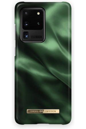 Ideal of sweden Fashion Case Galaxy S20 Ultra Emerald Satin
