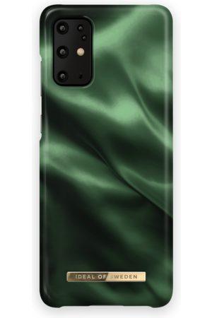 Ideal of sweden Fashion Case Galaxy S20+ Emerald Satin