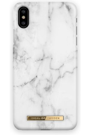 Ideal of sweden Fashion Case iPhone Xs Max White Marble
