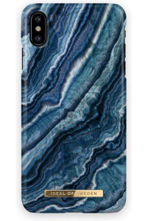 Ideal of sweden Fashion Case iPhone X Indigo Swirl