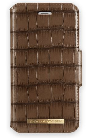 Ideal of sweden Mobil Covers - Capri Wallet iPhone 6/6S Plus Brown
