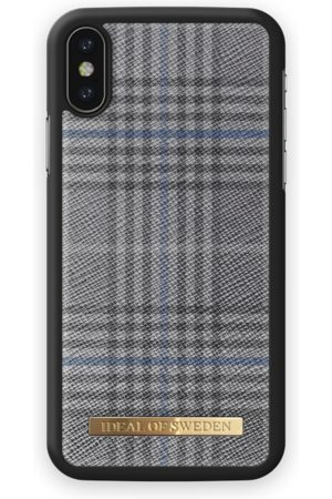 Ideal of sweden Mobil Covers - Oxford Case iPhone X Grey