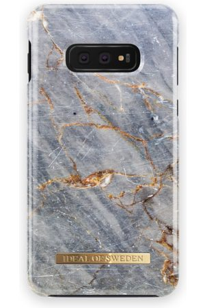 Ideal of sweden Fashion Case Galaxy S10E Royal Grey Marble
