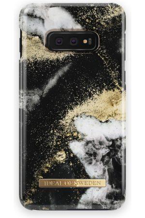Ideal of sweden Fashion Case Galaxy S10E Black Galaxy Marble