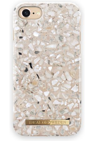 Ideal of sweden Fashion Case iPhone 7 Greige Terazzo
