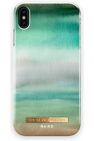 Ideal of sweden Fashion Case NA-KD iPhone XS MAX Emerald Sky