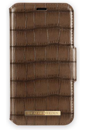 Ideal of sweden Capri Wallet Galaxy S9 Plus Brown