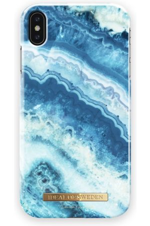 Ideal of sweden Fashion Case Donna Romina iPhone XS Max Salt Water