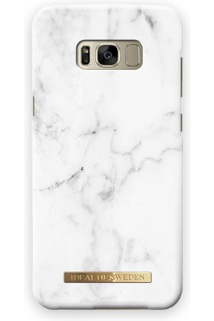 Ideal of sweden Fashion Case Galaxy S8 Plus White Marble