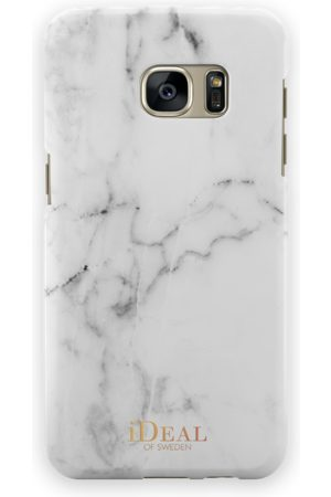 Ideal of sweden Fashion Case Galaxy S7 Edge White Marble