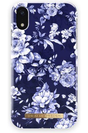 Ideal of sweden Fashion Case iPhone XR Sailor Blue Bloom