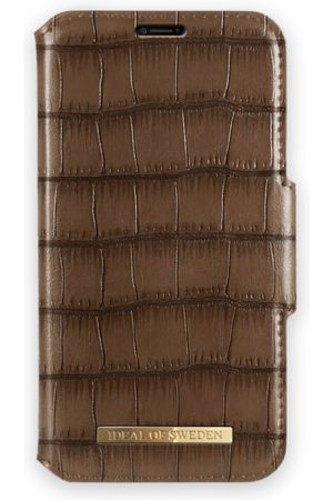 Ideal of sweden Capri Wallet iPhone Xs Max Brown