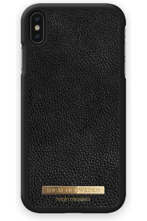 Ideal of sweden Pebbled Case Negin iPhone XS MAX Black