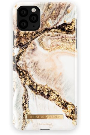 Ideal of sweden Fashion Case Hannalicious iPhone 11 Pro Max Golden Swirl