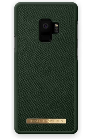 Ideal of sweden Saffiano Case Galaxy S9 Green