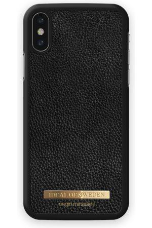 Ideal of sweden Pebbled Case Negin iPhone X Black
