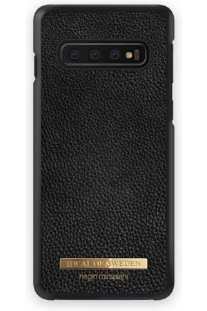 Ideal of sweden Pebbled Case Negin Galaxy S10 Black