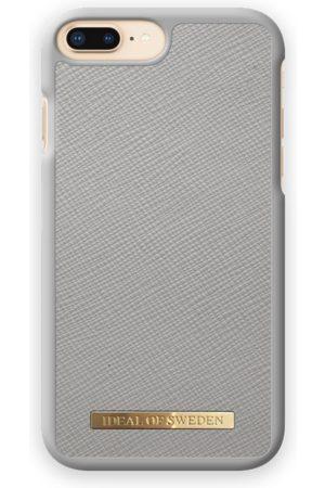 Ideal of sweden Saffiano Case iPhone 7 Plus Light Grey