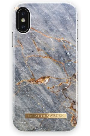 Ideal of sweden Fashion Case iPhone X Royal Grey Marble