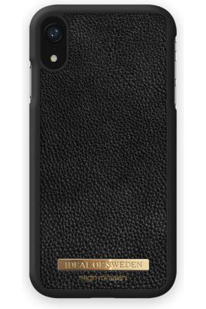 Ideal of sweden Pebbled Case Negin iPhone XR Black
