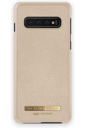 Ideal of sweden Pebbled Case Negin Galaxy S10 Beige