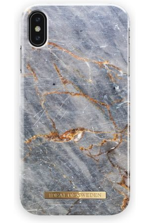 Ideal of sweden Fashion Case iPhone Xs Max Royal Grey Marble