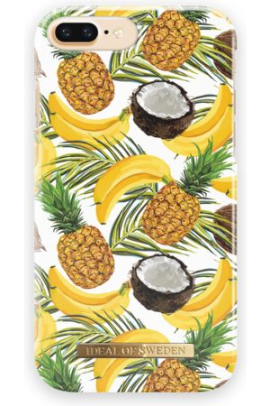 Ideal of sweden Fashion Case iPhone 8 Plus Banana Coconut