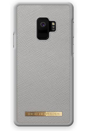 Ideal of sweden Saffiano Case Galaxy S9 Light Grey