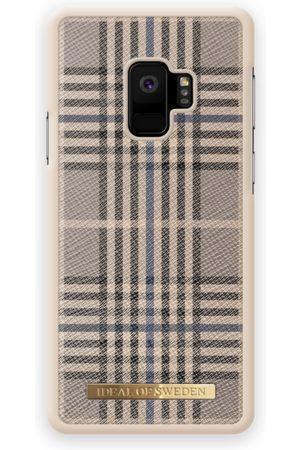 Ideal of sweden Oxford Case Galaxy S9 Beige