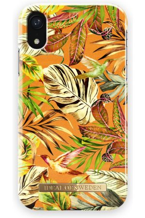 Ideal of sweden Fashion Case iPhone XR Mango Jungle