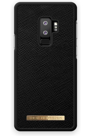Ideal of sweden Mobil Covers - Saffiano Case Galaxy S9 Plus Black