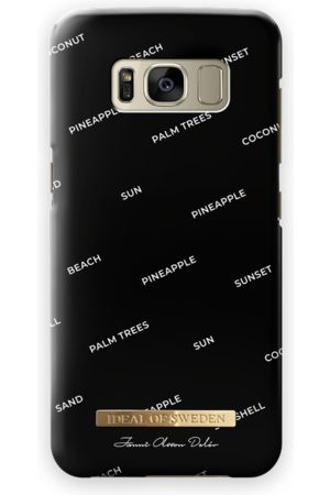 Ideal of sweden Mobil Covers - Fashion Case Janni Galaxy S8 Black to basics