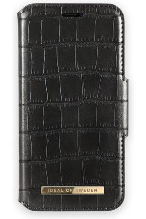 Ideal of sweden Mobil Covers - Capri Wallet iPhone XR Black