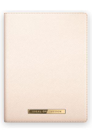 Ideal of sweden Passport Cover Beige