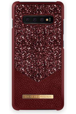 Ideal of sweden Fashion Case Glimmer Galaxy S10+ Ruby