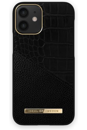 Ideal of sweden Mobil Covers - Atelier Case iPhone 12 Mini Nightfall Croco