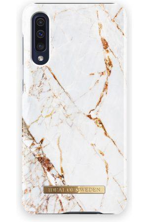 Ideal of sweden Fashion Case Galaxy A50 Carrara Gold