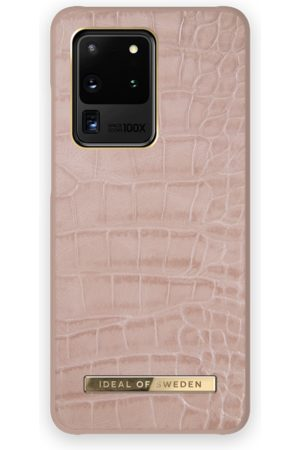 Ideal of sweden Kvinder Mobil Covers - Atelier Case Galaxy S20 Ultra Rose Croco