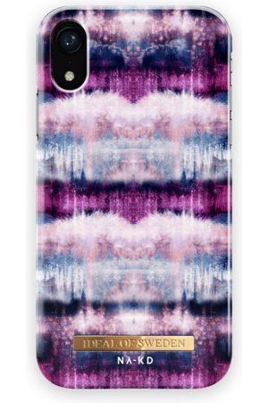 Ideal of sweden Kvinder Mobil Covers - Fashion Case NA-KD iPhone XR Lavender rain