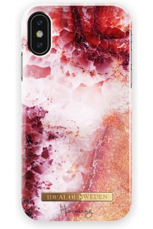Ideal of sweden Fashion Case Hannalicious iPhone X Coral Crush