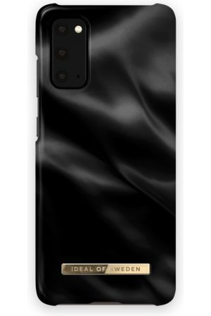 Ideal of sweden Mobil Covers - Fashion Case Galaxy S20 Black Satin
