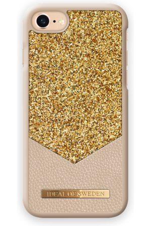 Ideal of sweden Kvinder Mobil Covers - Fashion Case Glimmer iPhone 7 Topaz