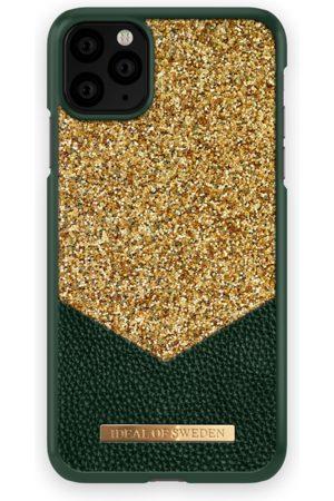Ideal of sweden Kvinder Mobil Covers - Fashion Case Glimmer iPhone 11 PRO MAX Emerald