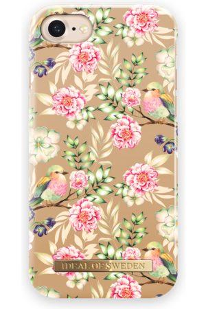 Ideal of sweden Kvinder Mobil Covers - Fashion Case iPhone 8 Floral Birds