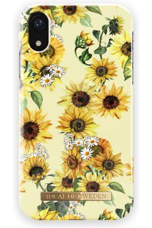 Ideal of sweden Kvinder Mobil Covers - Fashion Case iPhone XR Sunflower Lemonade