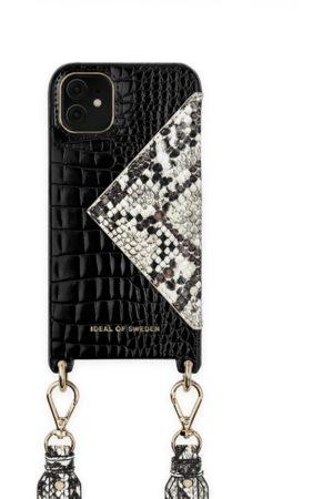 Ideal of sweden Kvinder Mobil Covers - Necklace Case iPhone 11 Hypnotic Snake